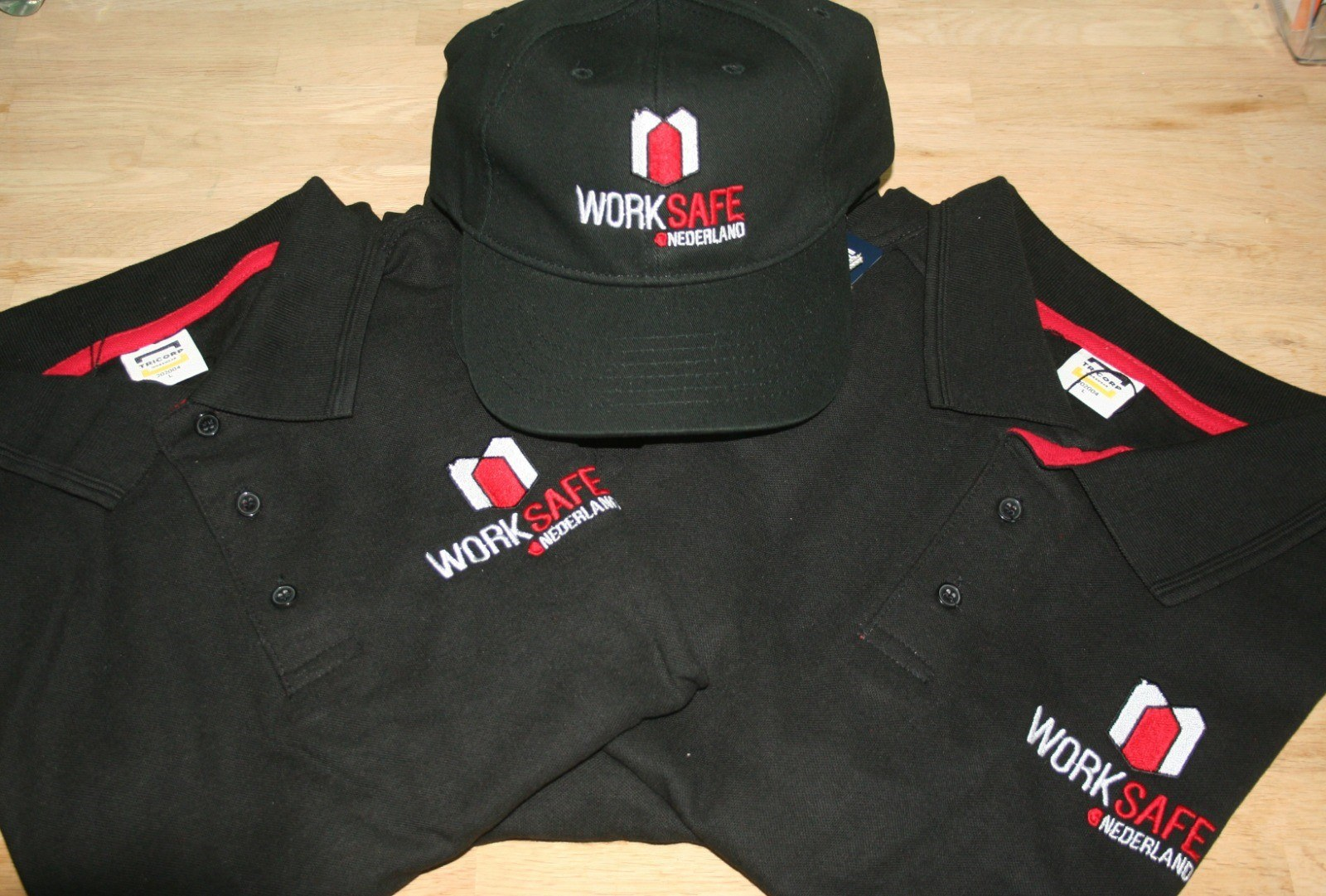 Worksafe borduren